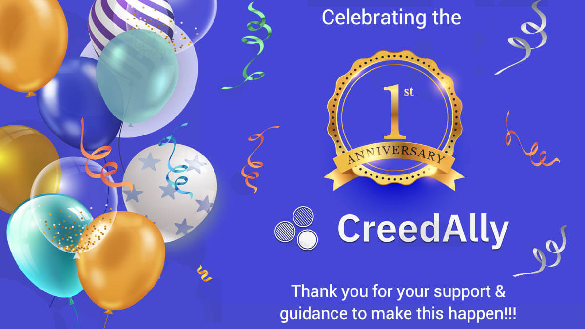 CreedAlly's satisfying journey of bringing happiness to its Loyal Customers
